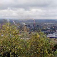 Панорама Чусового, Чусовой