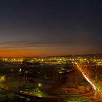Ночной город, Чусовой