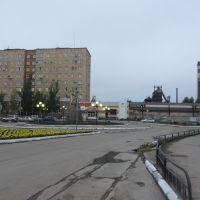 Заводская площадь Чусовой, Чусовой