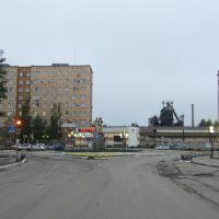 Заводская площадь Чусовой 2, Чусовой