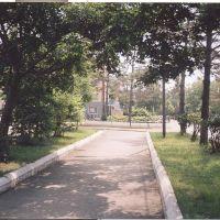 Памятник Марии Цукановой, Фокино
