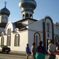 церковь в Фокино, Фокино