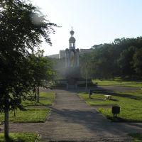 Фокино, парк, Фокино
