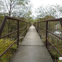 Russia/Мост через реку, Фокино