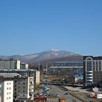 г.Фокино/гора Криничная (Халаза), Фокино