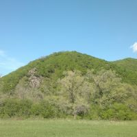 Гора в Анучино, Анучино