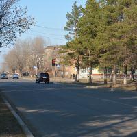 ул.Ленинская, г.Арсеньев, Арсеньев