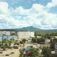 Арсеньев_Город на заре, Арсеньев