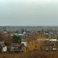 Панорама города Арсеньев, Арсеньев