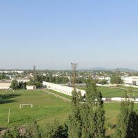 г. Арсеньев стадион  Авангард, Арсеньев