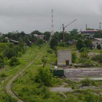 Вид с моста год 2005, Артем