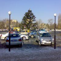 Городская площадь 2010г., Большой Камень