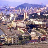 Vladivostok, Russia, Владивосток