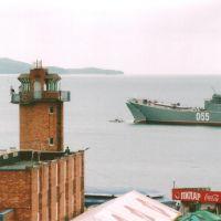 Высадка десанта  艦隊の誕生日, Владивосток