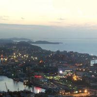 Egersheld Peninsula, Владивосток