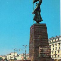 The Monument on the square, Владивосток