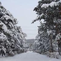 Зима в Горных Ключах, Горные Ключи