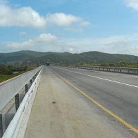 Мост через Уссури, Горные Ключи