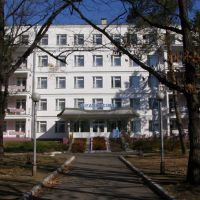 Санаторий Жемчужина 2-ой спальный корпус, Горные Ключи