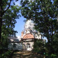 Chapel in Shmakovka, Горные Ключи