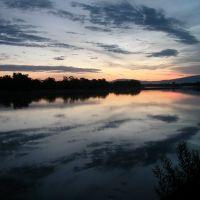 река Уссури, Горный