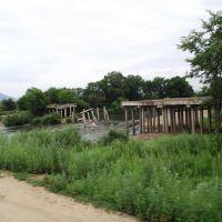 Сломанный мост, Горный