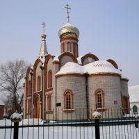 Церковь в Кировском, Горный