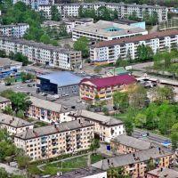 Торговый центр города, Дальнегорск