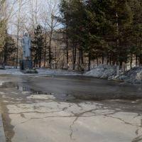 Памятник неизвестному солдату, Дальнегорск