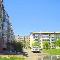 Двор в 11 квартале, Дальнереченск