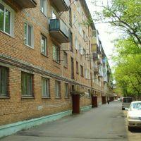 Подъезды домов по ул.Дальнереченской 59 и 59а, Дальнереченск