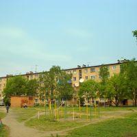 Внутридомовая территория, Дальнереченск
