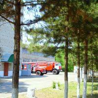 Пожарная часть, Дальнереченск