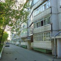 Вдоль дома по ул.Ленина 71а, Дальнереченск
