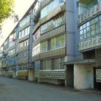 Вдоль дома по ул.Ленина,69, Дальнереченск