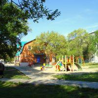 Детская площадка у офиса НТК, Дальнереченск