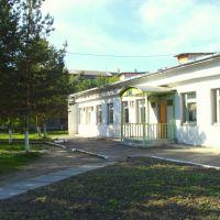 Городская библиотека, Дальнереченск