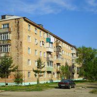 Кирпичная пятиэтажка, Дальнереченск