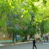 Зелёный двор, Дальнереченск