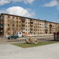 Вид от стадиона, Дальнереченск