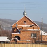 Церковь, Кавалерово