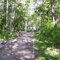 Парк в Кавалерово, Кавалерово