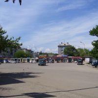 Автостанция, Кавалерово