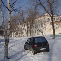 Школа-интернат, Кавалерово