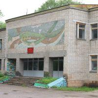 Детская Школа Искуств, Камень-Рыболов