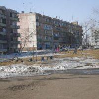 военной гарнизон с. Красный Кут, Кировский