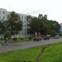 Lesozavodsk Budnik st, Лесозаводск