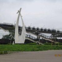 Монумент в Ружино, Лесозаводск