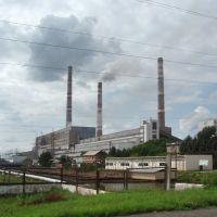 Primorskaya thermal power station, Лучегорск