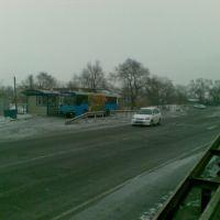 Остановка в Михайловке, Михайловка